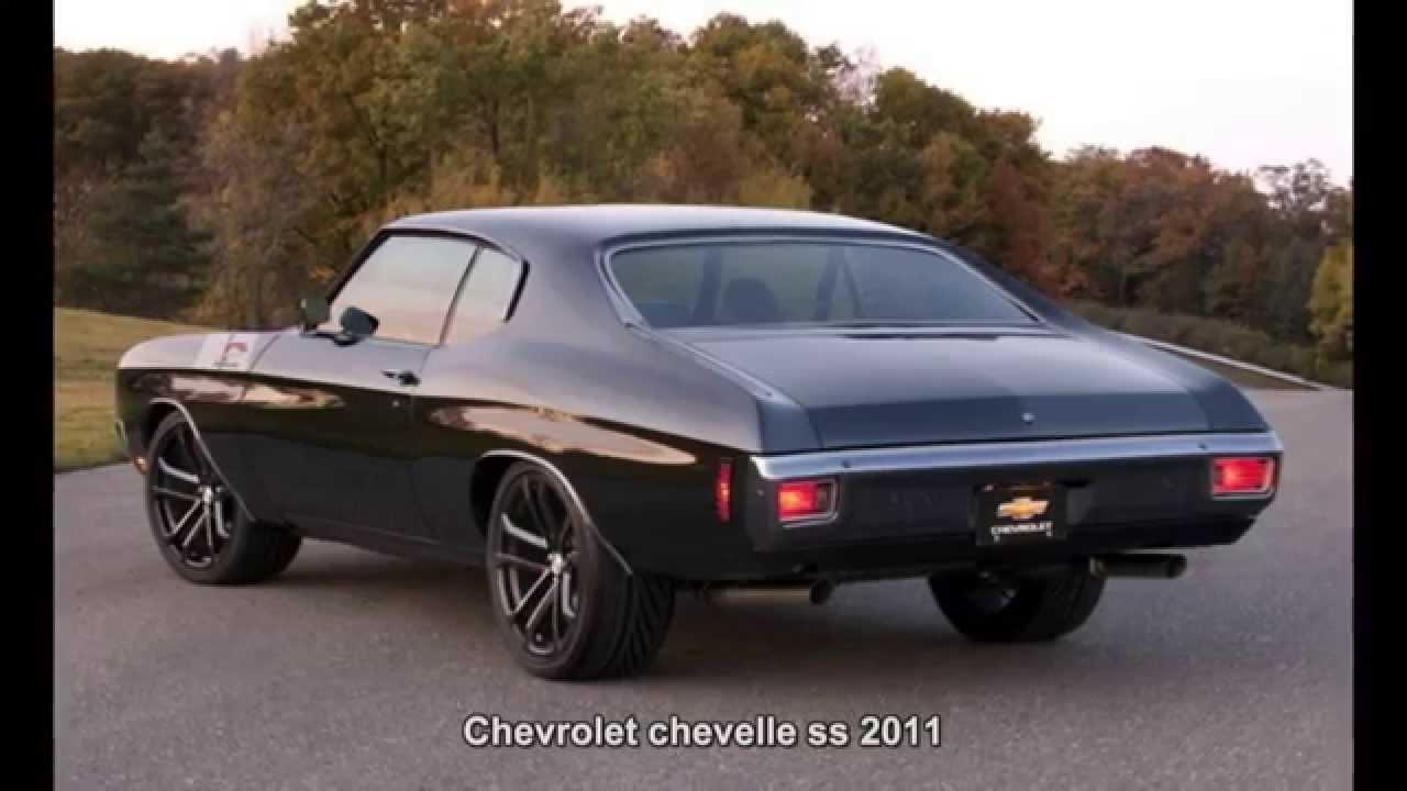 New chevelle prototype