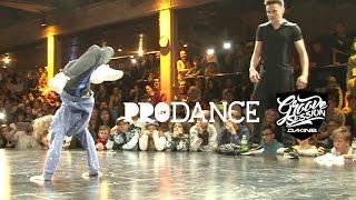 Lussy Sky & Lorenzo vs Nasty Ray & Hikaru   FINAŁ   GROOVE SESSION 2016
