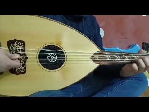 Rast Oud Improvisation On Al Asabgy Replica Oud ( SOLD )