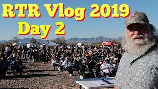 RTR Daily Vlog day 2 2019
