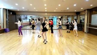 I Can't Stop Loving You Line Dance(Easy Intermediate)