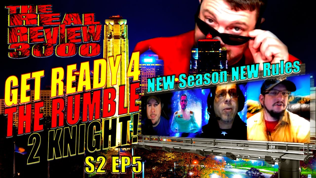 🔥The Rumble S2 Ep. 5 (The Rumble Crumble The Sequel!)🔥