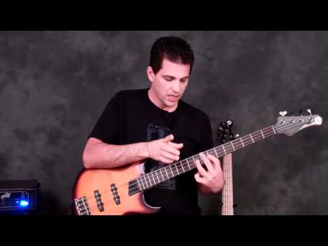 2-Minute Bass Lesson: Tapping Pattern 11