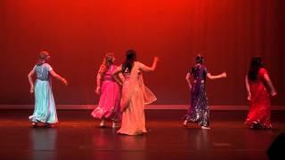 Bollywoodiowa! Art in Motion 2012