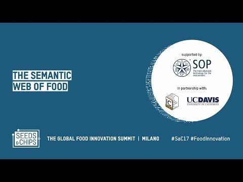 The Semantic Web of Food #SaC17