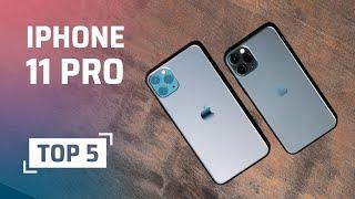 Top 5 lý do mua iPhone 11 Pro thay vì 11 Pro Max