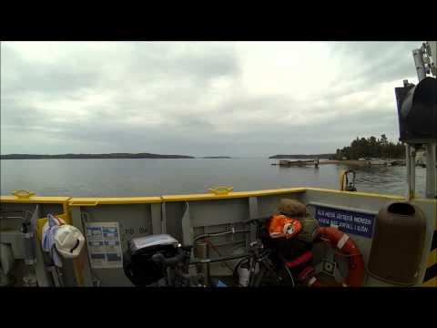 Bike Tour 2014 - King's Road & Archipelago