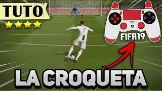 FIFA 19 LA CROQUETA Skill TUTORIAL - FR