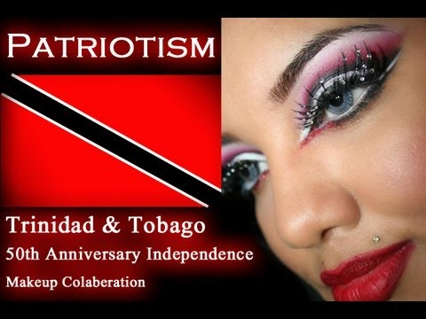 Patriotism: Trinidad 50th Independence Day Inspired Colab with aestheticglory
