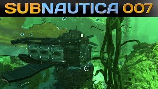 Subnautica [007] [Die verflixte mobile Vehicle Bay] [Let's Play Gameplay Deutsch German] thumbnail