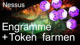 Destiny 2 - Legendäre Engramme und Token Glitch | Nessus