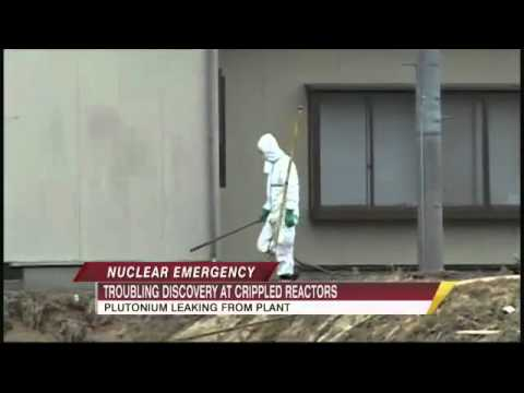 Japan Nuclear Crisis: Plutonium in Soil (03.29.11)