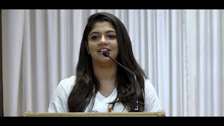 Aparna Balamurali - World Lupus Day 2019 - Offering Support and Lupus Arogya Fund