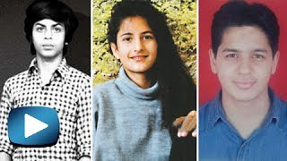 Repeat youtube video Katrina Kaif, Shahrukh Khan, Siddharth Malhotra : Unseen Teenage Pictures