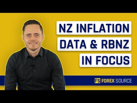 NZ Inflation Data & RBNZ To Set The Course For NZD