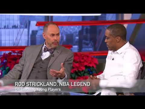 Rod Strickland on Teaching Young Players