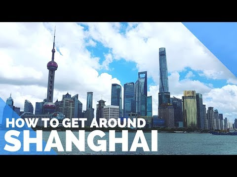 SHANGHAI BASICS - Shanghai Maglev, Subway and How to Access Facebook in China in 2017!
