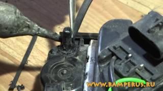 урок ремонт радиатора.привариваем штуцер (сосок)- repair radiator tank . lesson