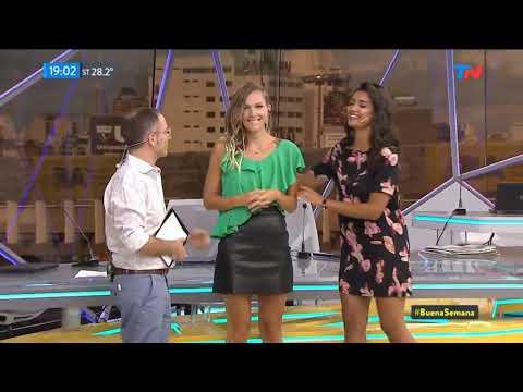 Jimena Grandinetti & Cata Bonadeo 06 01 2019