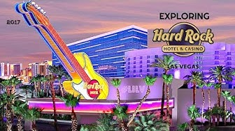 Exploring Hard Rock Casino Las Vegas!