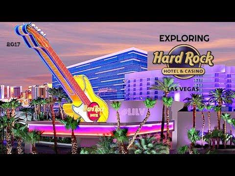 Exploring Hard Rock Casino Las Vegas!