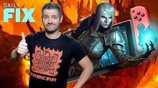 Diablo 3 Ends Nintendo & Blizzard