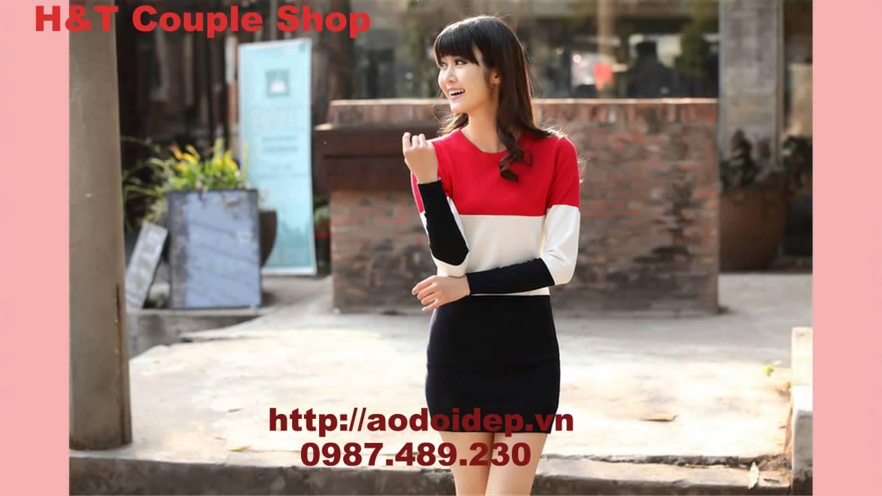 Địa chỉ bán áo len đôi uy tín tại Hà Nội