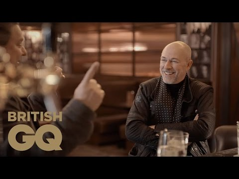 A Day in the Life of GQ Editor Dylan Jones | British GQ