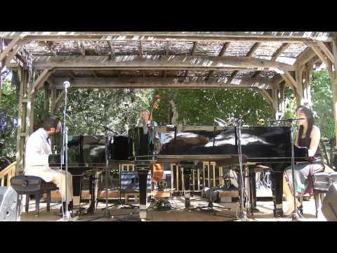 """EXACTLY LIKE YOU"": ROSSANO SPORTIELLO, STEPHANIE TRICK, NICKI PARROTT, HAL SMITH at FILOLI 2012"