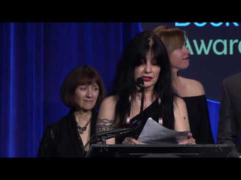 2016 National Book Awards - Joy Harjo (Full)