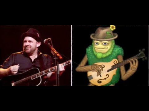 My Singing Monsters - Sakhabush(Kristian Bush)