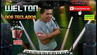 @WELTON DOS TECLADOS OFICIAL LIVE 53 e tome forró ao vivo bandas de forró ao vivo só forró ao vivo