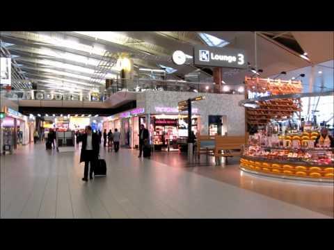 AMSTERDAM SCHIPHOL AIRPORT  2016