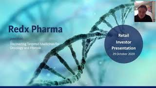 RedX Pharma presents at the Proactive One2One Virtual Conference