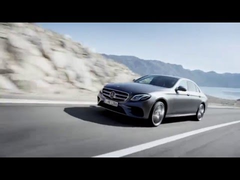 Mercedes Nuova Classe E