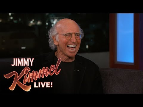 Larry David Hates Animals and People