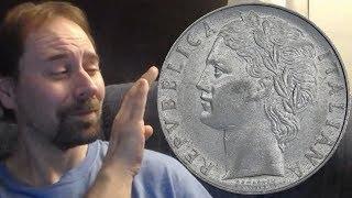 Italy 100 Lire 1977 Coin