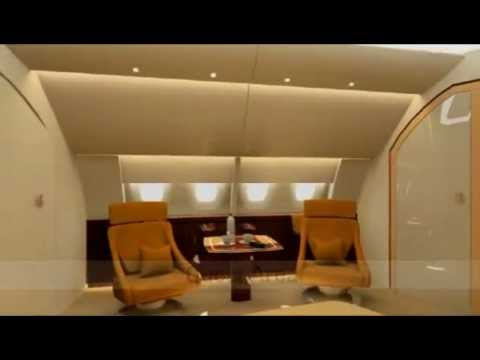 Airbus A380 VIP by Air Hansa