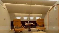 Airbus A380 VIP by Air Hansa