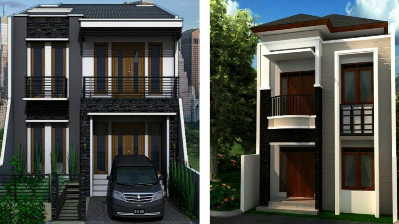 Trenn Model Rumah Minimalis 2 Lantai 2018 Youtube