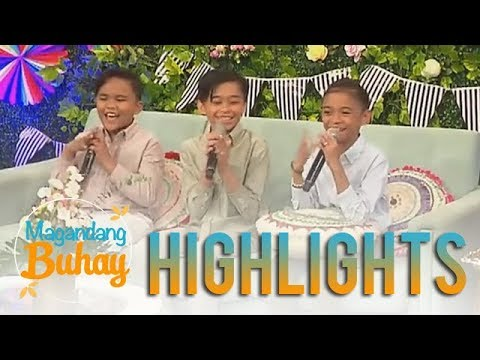 Magandang Buhay: TNT Boys reveal their most unforgettable experience in the US