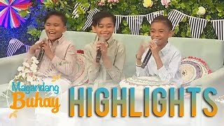 Magandang Buhay: TNT Boys reveal their most unforgettable experience in the U.S.