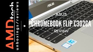 Asus Chromebook Flip C302CA Review:  Is this the Chromebook We've Been Waiting For?