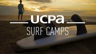 Les surf camps UCPA