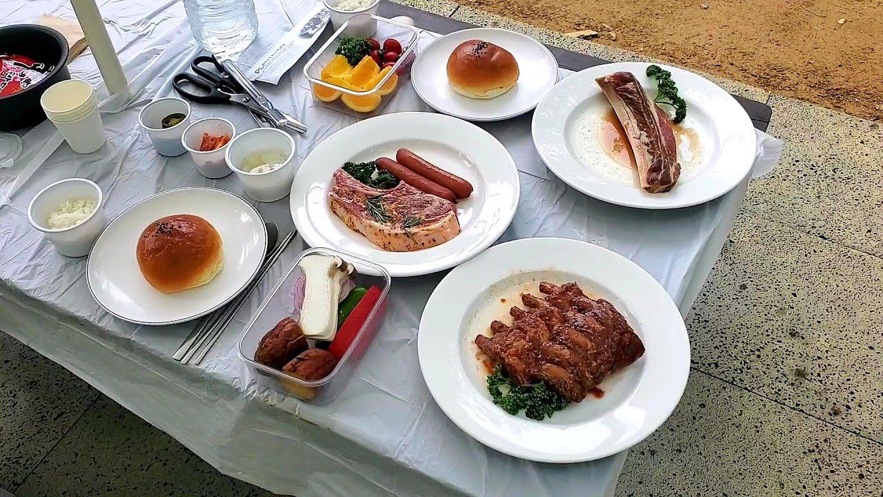 플랜테이션(Plantation) 바베큐 가든 파티_고양 맛집 [광맛기행] BBQ Garden in GoYang