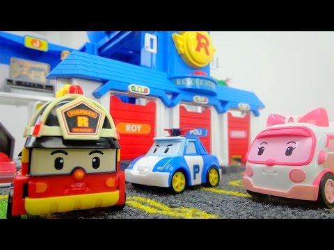 Tolle Spielsachen - Robocar Poli und das Rettungsteam - Heli braucht Hilfe