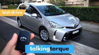 POV: 2019 Toyota Prius V 7-Seater - Urban Test Drive