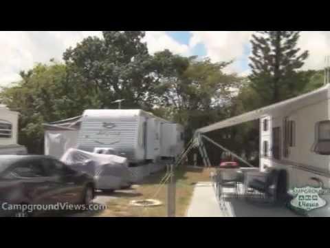 CampgroundViews.com - Highland Pines RV Resort Pompano Beach Florida FL