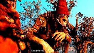 Witcher 3 2015 -- Хозяйки леса, ведьмы