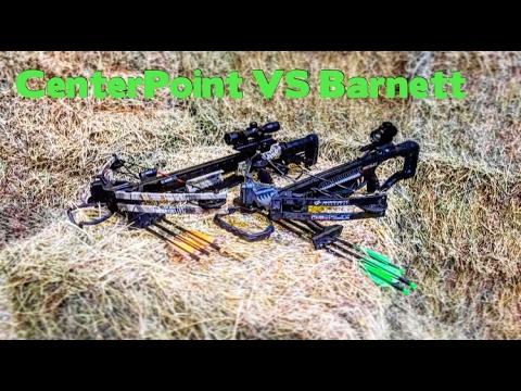 CenterPoint Sniper 370 VS Barnett Recruit! || BEST FOR ...